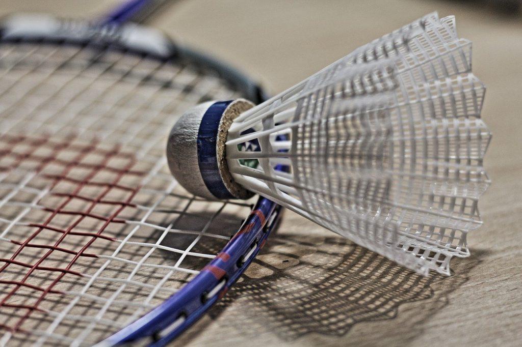 badminton, bat, activity