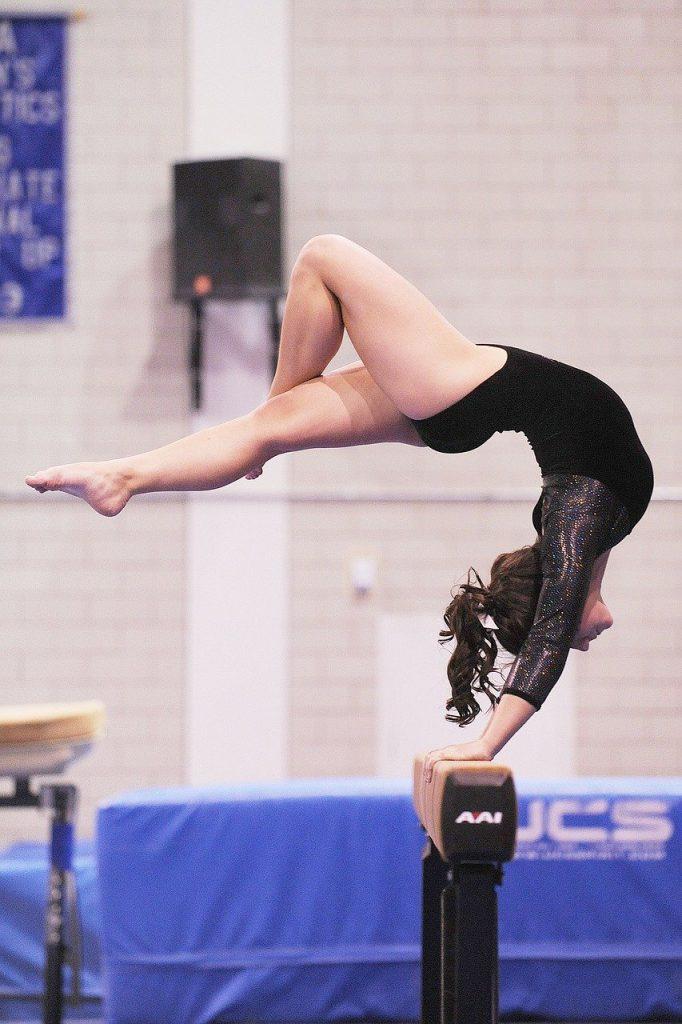 gymnastics, gymnast, sports